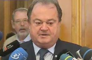 Blaga: Vrem o comisie de ancheta, vom negocia si cu Pambuccian si Kelemen Hunor (Video)