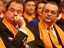 Blaga, despre Boc: Mi-e greu sa-mi sanctionez fostii sefi de partid
