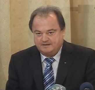 Blaga, despre comasarea alegerilor si candidatura la Primaria Capitalei