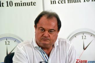 Blaga, despre consilierii lui Iohannis: L-am sfatuit sa-si ia oameni curati