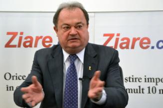 Blaga, despre intalnirea Basescu-Boc-Udrea: Daca la oameni le e foame, merg la masa