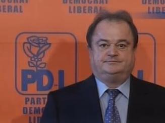 Blaga despre candidatura sa la Primaria Capitalei - independent sau din partea PDL?