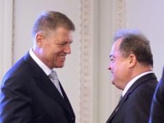 Blaga discuta cu Iohannis viitorul program de guvernare