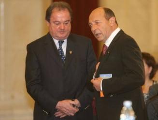 Blaga ii raspunde lui Basescu: Nu e frumos sa-l concureze pe Ponta la functia de mincinos-sef