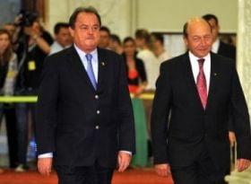 Blaga il acuza pe Basescu de ipocrizie: Fara noi, azi nu mai era presedinte