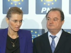 Blaga si Gorghiu: PNL nu va face niciun fel de alianta cu PSD nicaieri in tara