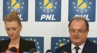 Blaga si Gorghiu, multumiti de rezultatele alegerilor: PNL a obtinut cel mai bun scor de dupa 1990