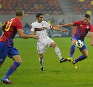 """Blat la Steaua - Dinamo? """"Era unul care tot incerca sa faca penalti!"""""""