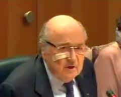 Blatter, la un pas de moarte: Dezvaluire incredibila a fostului presedinte FIFA