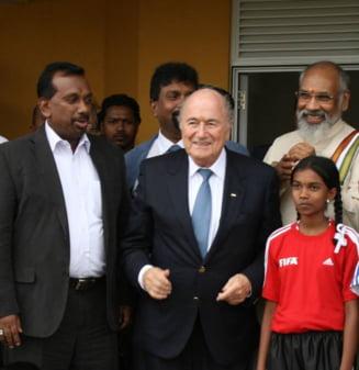 Blatter arunca bomba: N-am demisionat de la FIFA!