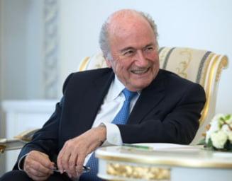 Blatter lanseaza acuzatii grave: Trageri la sorti trucate de catre UEFA