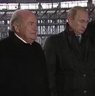 Blatter rupe tacerea si face dezvaluiri incendiare din culisele FIFA: Conspiratia mondiala care l-a ingenuncheat