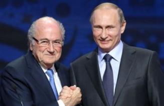 Blatter schimba regulile in fotbalul de top: Luati exemplul Rusiei