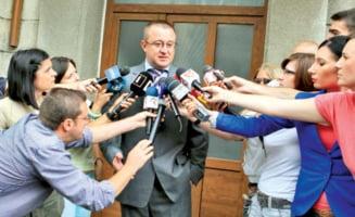 Blejnar, a doua zi consecutiv la DIICOT Brasov