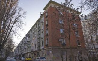 Bloc din zona centrala a orasului, reabilitat cu fonduri publice. Lucrarile costa 570.000 de euro