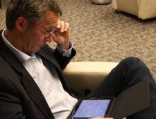 Blocat din cauza norului de cenusa, premierul norvegian a condus tara prin iPad