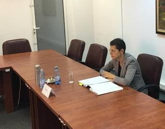 Blocata de protocolul facut public de Valcov, Adina Florea, propusa pentru sefia DNA, il critica pe Augustin Lazar