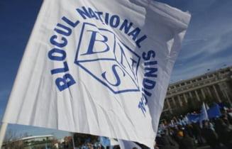 Blocul National Sindical respinge orice tentativa de crestere a poverii fiscale pe veniturile salariatilor, pentru a putea fi majorate pensiile cu 40%