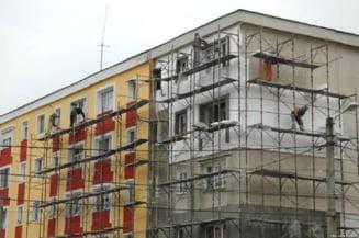 Blocuri reabilitate termic in Baia Sprie