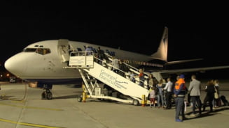 Blue Air pleaca de pe Aeroportul Bacau, pentru 6 saptamani. Unde se muta zborurile