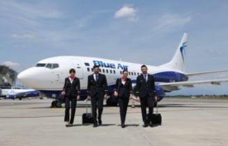 Blue Air risca sa intre in faliment: Cu 90% dintre angajati in somaj tehnic, compania cere public un credit de salvare