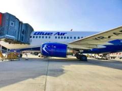 Blue Air si Wizz Air vin cu reduceri de pret la biletele de avion, zilele acestea