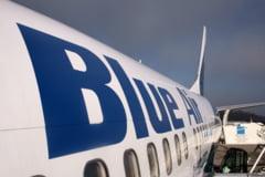 BlueAir modifica regulile pentru bagajele de mana - Afla ce e nou