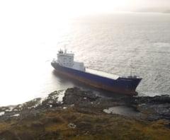 Boacana unui marinar rus, beat crita - cum a reusit sa izbeasca de stanci un vas de 7.000 de tone