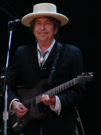 Bob Dylan concerteaza din nou in Romania (Video)
