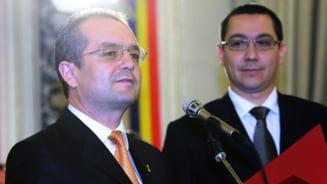 Boc: Absenta lui Ponta de la CSAT, lipsa de responsabilitate si de respect