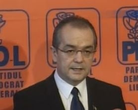 Boc: Alianta Socialista PSD-PNL a regizat un circ mediatic pentru a pune presiune pe justitie (Video)