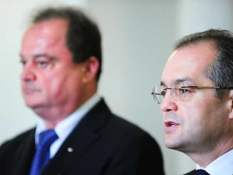 Boc, Blaga si Paleologu isi lanseaza luni candidaturile pentru sefia PD-L