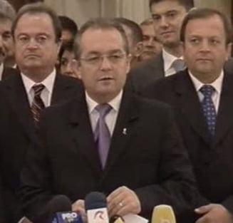 Boc: Coalitia de guvernare va nominaliza un candidat pentru sefia Senatului (Video)