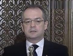 Boc: Constatam o dorinta acerba a Opozitiei de a bloca reexaminarea Legii pensiilor (Video)