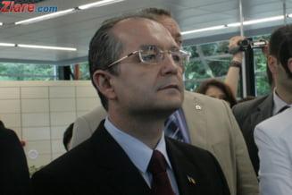Boc: Daca nu tinem cont de parerea lui Isarescu, ne putem intoarce la o noua criza