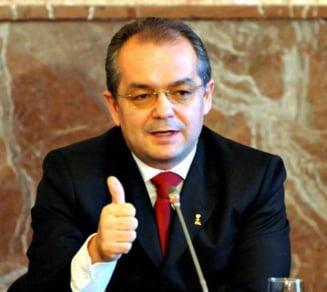 Boc: Guvernul Ponta e vinovat de scumpirea gazelor. Nu a stiut sa negocieze cu FMI-ul