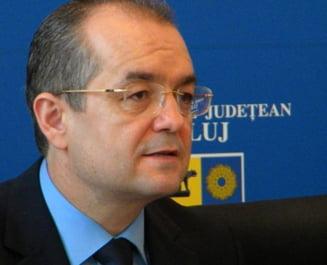 Boc: Guvernul Ponta ne-a impus si ne-a bagat pe gat majorarea taxelor si impozitelor locale