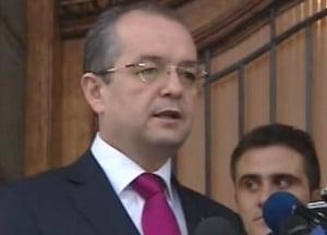 Boc: Lista Guvernului va fi pe masa Parlamentului pana la sfarsitul saptamanii