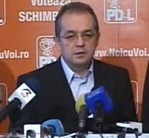 Boc: Nu negociem pana ce presedintele nu va desemna premierul (Video)