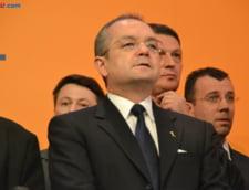 Boc: Ponta e mai mult un agent al Gold Corporation decat al statului