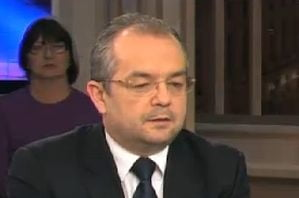 Boc: Presedintele a retras Legea Sanatatii pentru ca a avut informatii gresite