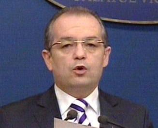 Boc: Programul de guvernare include reevaluarea proiectului Rosia Montana