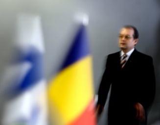 Boc: Romania nu vrea mai multi bani de la FMI