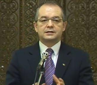 Boc: Vom pune accent pe dezvoltare, locuri de munca si investitii in 2011