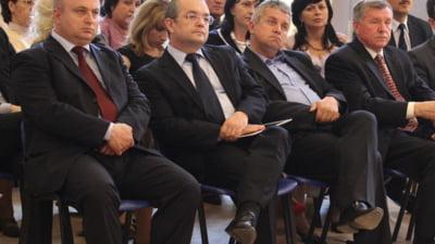 Boc: Vom vedea care va fi colaborarea cu Ungureanu dupa locale