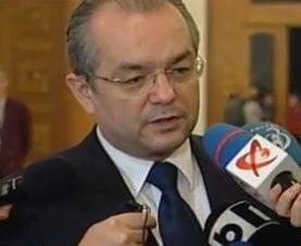 Boc: Votul de investitura pentru noul guvern va fi dat joi