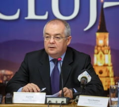 Boc, audiat cinci ore in dosarul Lucan: Se gandeste sa il dea in judecata pe Emanuel Ungureanu