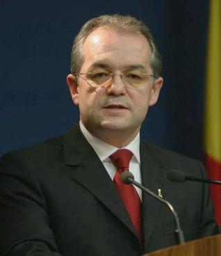 Boc, convocat de urgenta de Basescu la Palatul Cotroceni