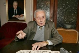 Boc, despre Ion Diaconescu: Un parinte al apararii principiilor democratice