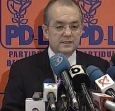 Boc, despre Ponta premier: Absolut de acord cu decizia